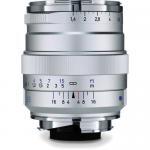 Best Carl ZEISS 35mm f1.4 DISTAGON T* ZM Lens SILVER Leica M Mount COSINA JAPAN wholesale