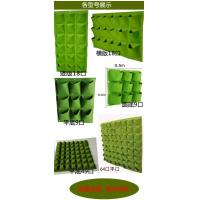 Best convenient / beautiful customized size outside hanging grow bag wholesale