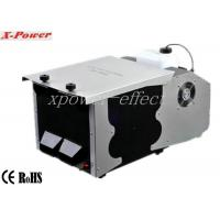 Best High Powered Professional Terra Stage Fog Machine 3000 Watt Low Fog Machine For Party X-019 wholesale