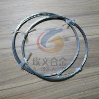 Best NI-SPAN-C Alloy 902 UNS N09902 constant elastic alloy wire/strip wholesale