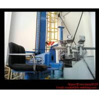 Best Automatic Pipe Welding Manipulators for Tanks and Vessels , VFD Control 120 - 1200 mm/min wholesale