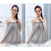 Best emi shielding maternity dress,100%silver fiber bacterial-free wholesale