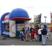Customized Inflatable Booth Tent with Blower for Sprots and Trade Show