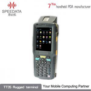 China Waterproof Outdoor Biometric Fingerprint Reader 3G Mobile Fingerprint Scanner on sale