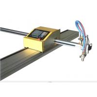Best Steel Plate Correction Function Portable CNC Plasma / Flame Cutting Machine With THC wholesale