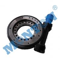 Buy cheap WE21 21 Inch Dual Worm Gear Slew Drive For Construction Machines Equipment from wholesalers