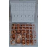 Cheap Auto 540pcs Copper Washer Kits for sale