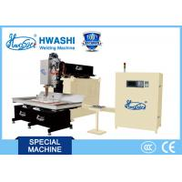 Buy cheap Automatic Sink Seam Welding Machine and Kitchen Equipment Making Machine from wholesalers