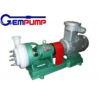 Best Rolling bearings Chemical resistant pump  single-stage single-suction corrosion pump wholesale