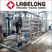 Best Stainless Steel Reverse Osmosis Water Filteration System For Sea Water Treatment wholesale