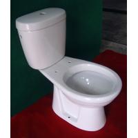 Best square water tank and toilet bow washdown s-trp two piece water closet wholesale