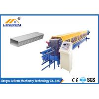 Best Metal Downspout Roll Forming Machine , Square And Round Downspout Machine wholesale