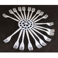 China plastic fork making mould , Tableware Injection Molding Molds , plastic fork knife spoon making mold on sale