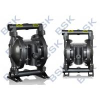 Best Pneumatic Mining Low Pressure Diaphragm Pump With Butterfly Valves wholesale
