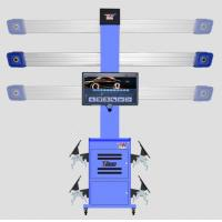 Best T288 Portable Digital Wheel Alignment Machine Tool With 3D Animation Demonstration wholesale