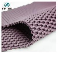 Best Colourful And Comfortable Motorcycle Foot Mat Pvc Material Custom Tailor 1.2*9m wholesale
