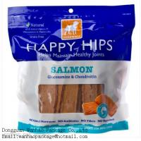 Best Dog treat packaging bag with clear window/dog food packagig bag wholesale