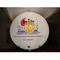 Best Inflatable Advertising Lighting Balloons with UV protected printing,Inflate Ground Balloon wholesale