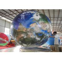 China Opening Ceremony Inflatable Advertising Balloons / Inflatable Earth Ball on sale