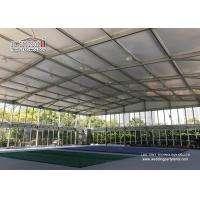 China Tennis court Cover Outdoor Event Tents / Gazebo Canopy Tent Flame Retardant on sale