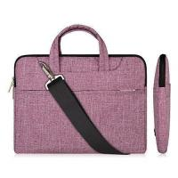 China 15.6 16 Inch Laptop Carrying Case Multi Functional Notebook Sleeve Bag on sale