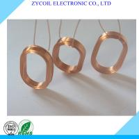 Best Winding Magnetic Air Core Inductor Coils , Gold Copper Induction Coil Winding wholesale