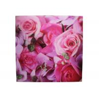 Best Frameless 3D Pictures Lenticular Printing Services 40x40cm PET Printing wholesale