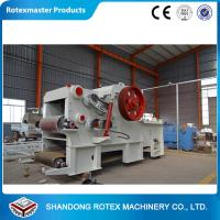 Best ROTEX 2-6T/H Wood Sawdust Machine With CE for Peanuts Shells , Cotton Seed Fur wholesale