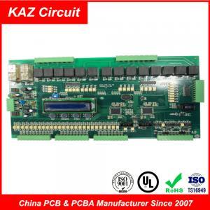 Best ENIG TG170 Multilayer PCB Board / FR4 Pcba Circuit Boardfor Escalator control board wholesale