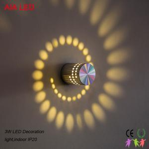 Best 6W inside RGB D55x75mm LED wall light/LED decoration light/LED Decoration wholesale