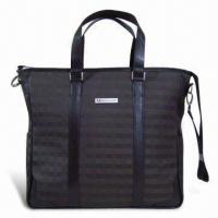 Best Luxury Laptop Case/Shopping Bag, Made of Poly Jacquard Material wholesale
