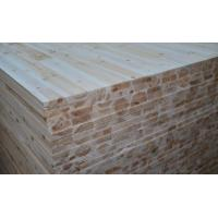 Best Fir core Melamine paper faced Block board for Furniture cabinet used wholesale