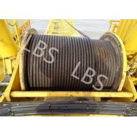 Best Integral Type Lebus Groove Drum Winch For Offshore PlatformTower Crane wholesale