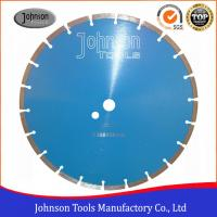 """Best 12"""" Laser Welded Diamond Blades For Fast Cutting , 300 mm Outer Diameter wholesale"""