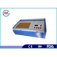 Intelligent Mini Tabletop Laser Engraving Machine Leetro Control System CE Certificatiion