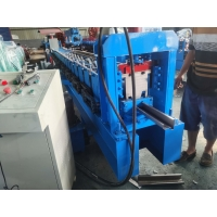 Best Automatic Control System 0.3mm Door Frame Roll Forming Machine wholesale