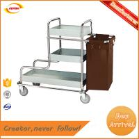 Details of high quality hotel room service trolley for Hotel room service cart