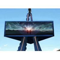 China P8 Electronic Outdoor Advertising Led Display Screen For Large Companies / Small Institutions on sale