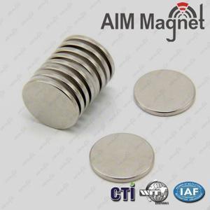 Best 12mm*1.5mm Rare Earth Neodymium Magnet wholesale
