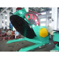 Best Stands Pipe Weight 5 Tons Welding Positioner Turning Table Use Schneider VFD Control Revolving Speed wholesale