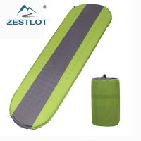 Best 75D Polyester PVC Coating Compact Sleeping Pad For Hiking wholesale