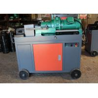 Quality Rebar Peeling and Thread Rolling Machine Portable Pipe Threading Machine wholesale