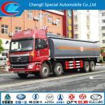 Best 8X4 FOTON 260HP oil tank vessel wholesale