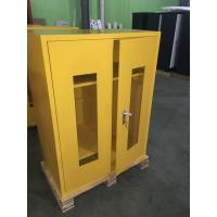 Best Flammable Goods Storage Cabinets With Earthing Socket For Combustible Liquid / Paint PPE equipment cabinet wholesale