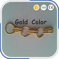 Best 2.0 MM Thickness Fashion 12mm Double Hooks  Aluminium Chains wholesale