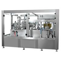 Effervescent Pop can filling and  seaming machine
