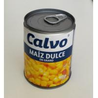 Best Stackable Canned Sweet Corn Kernel with Easy Open Lid 241g Maiz Dulce wholesale