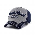 Best Custom Printed Baseball Caps , Applique Hip Hop Baseball Caps For Boy wholesale