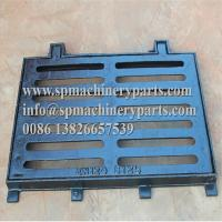 Best High quality standard heavy duty cast iron trench grates and frames for either general traffic loading wholesale