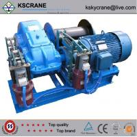 Best JM Heavy Duty 30ton Electric Winch With Double Brake, Anchor Electric Winch wholesale